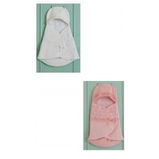 Caramell baby Hooded Blanket