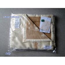 Bio cotton kids blanket 75 x 100 cm