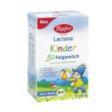 Transient Bio-Milch Lactana ® BIO KINDER