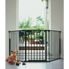 BabyDan Комбинирана преграда размер M Grey