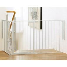 BabyDan Комбинирана преграда размер M White