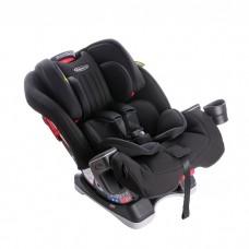 Graco Milestone (0-36 kg) Car Seat, Extreme Black