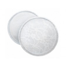 Medela washable bra pads - 4 count