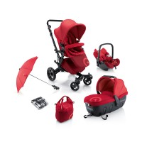 Concord Neo Travel Set 3in1 Red