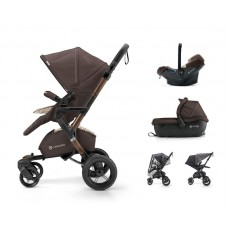 Concord Neo Travel Set 3 in 1 Toffee brown