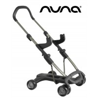 Nuna Адаптори Nuna Pepp & Pepp Luxx за Nuna Pipa,Maxi Cosi,Cybex Aton