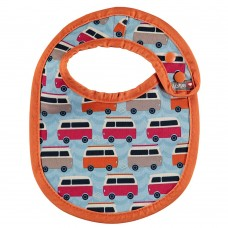 Close Parent Bib Stage 1 Campervan Blue