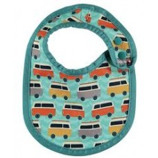 Close Parent Bib Stage 1 Campervan Green