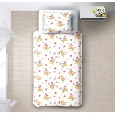 Duvatex 3-elements Bedding Set Bear