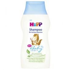 Hipp Shampoo for easy combing