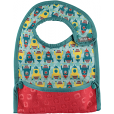 Close Parent Reversible Bib 6m+ Rocket