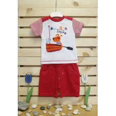 Babybol Blouse and trousers set Sea dogs