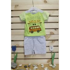Babybol Комплект блуза и панталон Road trip