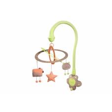 Babymoov Музикална въртележка Starlight Almond