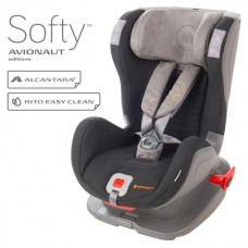 Avionaut Glider Softy car seat with IsoFix 9-25 kg