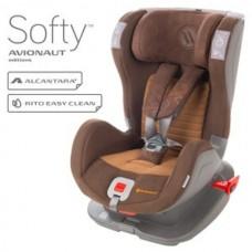 Avionaut Столче за кола Glider Softy с IsoFix (9-25 кг)