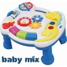 BabyMix Activity Baby Table Educational toys