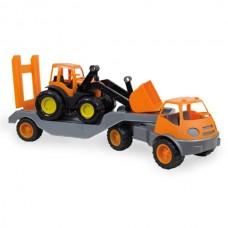 Mochtoys Truck and Bulldozer