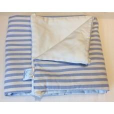 Barbabebe Bumper Blue stripes