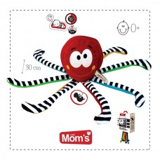 Mom's care Lovely Octopus with soothing womb sounds