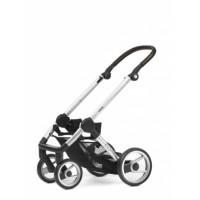 Mutsy Шаси за бебешка количка EVO Farmer Standard - Сребристо