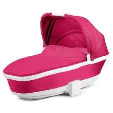 Quinny Carrycot Pink Passion