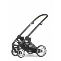 Mutsy Шаси за бебешка количка EVO Farmer Dark Grey - Тъмносиво