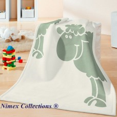 Baby blanket bio cotton kids