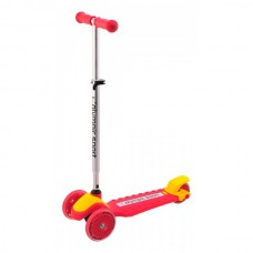 Buba OS Scooter with 3 wheels red