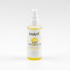 Bioboo Cosmetics Baby body massage oil - spray 100 ml