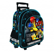 St.Majewski School backpack Transformers