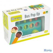 Andreu Toys Игра Нагоре - надолу Автобус