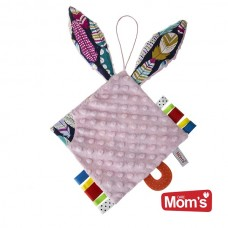 Mom's care Comforter Baby blanket with ears