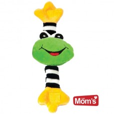 Mom's care Wrist rattle Frog