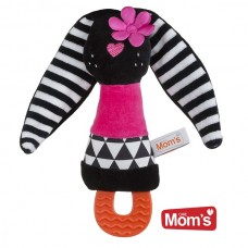 Mom's care Squeeze Mrs. Bunny