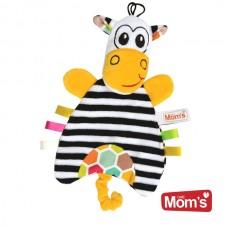 Mom's care Zebra Comforter Baby blanket
