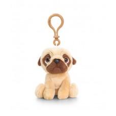 Keel Toys Pugsley Keyclip