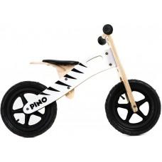 Kikka Boo Дървено колело за баланс Pino Zebra