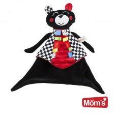 Mom's care Comforter Baby blanket Teddy Bear