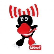 Mom's care Мека играчка Mrs. Duck