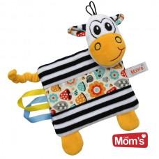 Mom's care Comforter Baby blanket Zebra