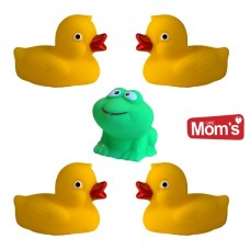 Mom's care Ducks Set, 5 pcs