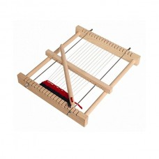 Beluga toy weaving loom