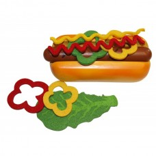 Beluga Wooden hot dog