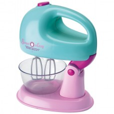 Beluga Wooden Toy Bowl mixer