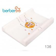 Berber Hard base changing mat Bear