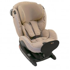 BeSafe Стол за кола iZi Combi X4 ISOfix Ivory Mélange (0-18кг)