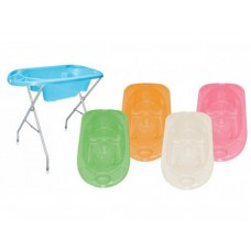 Lorelli Baby Bathtub and stand