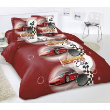Duvatex 3-elements Bedding Set Cars