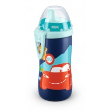 NUK Kiddy Cup 300 ml 12 + Cars